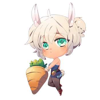Puffy Chibi :: Riven by pinqo