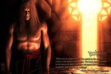 Prince Nuada - Do Nothing by GabbyLeithsceal