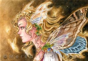Glow Faery by MeredithDillman