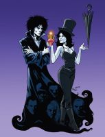 Sandman 25th by AxelMedellin