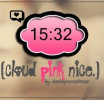 Skin For Rainmeter:Nube by DaniaPeaceeLovee