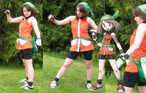 May-Haruka Pokemon Cosplay