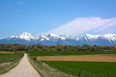 The Missions from Moiese Valley by quintmckown