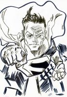 Kingdom Come Superman by jacksony22