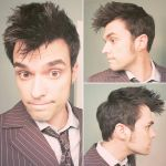 Hair Club For Ten! Tenth Doctor Cosplay by JCaitoCosplay