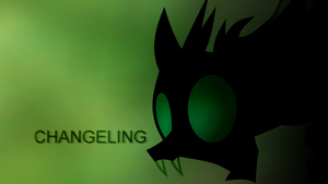 Changeling wallpaper by iCammo