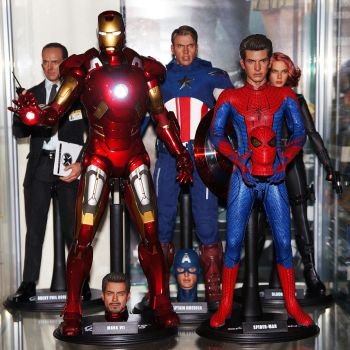 My Hot Toys Avengers Collection by ZaEmpera