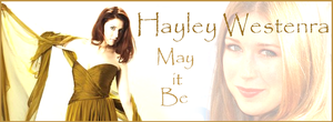 May it Be - Hayley Westenra by xXLionqueenXx