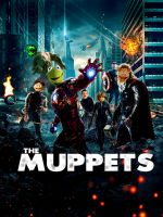 The Muppets/Avengers Poster Mashup by PaulRom