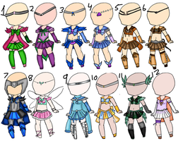 adopting off my charecter designs READ INFO by senshi-of-legend