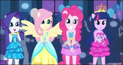 My Little Pony Equestria Girls moments 28 by Wakko2010