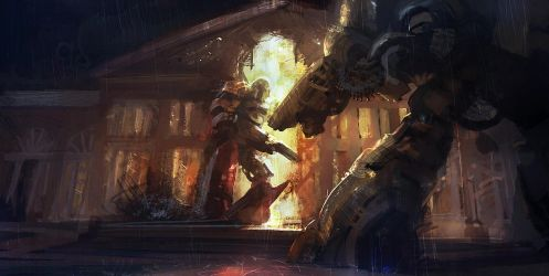 Duel2 by leventep