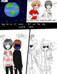 Creepytalia: Page 1 :: W I P :: by AllTheLittleWonders