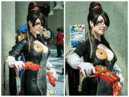 Anime Expo 2013 - Bayonetta by xsakichanx