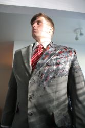 Two Face Cosplay try out by bomb109