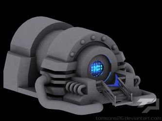 RA1 ChronoSphere by tomsons26