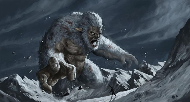 commission-Yetis by daviechang24
