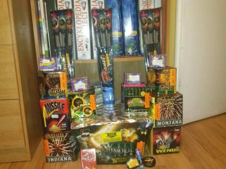 here is my fireworks stuff on December 5.12.2017 by mat12346