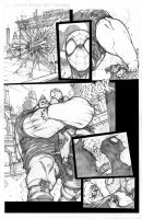 SPIDEY TEST PAGE 3 by biroons