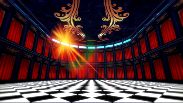 [MMD/DL] Hall2 stage! [stage/dl] by BrightShadowMMD