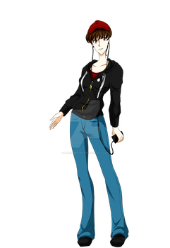 Laura Nyman Character by Laura-Moon97