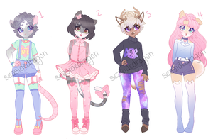 [CLOSED] Adopts by sidequests