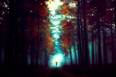 Into The Light by BaxiaArt