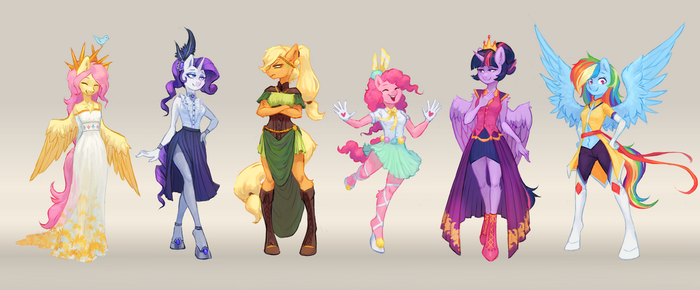 Dress up by OrchidPony