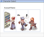 GTRO: Character Selection by Dr-Chocolate