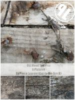 Wood Textures - Unrestricted by Cat-in-the-Stock