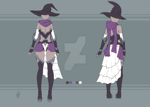 Adoptable - Outfit 10 SOLD by Asgard-Chronicles