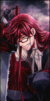 Grell  (128 chapter) by VermeilleRose