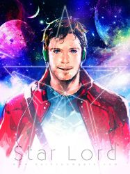 Star-Lord by Haining-art
