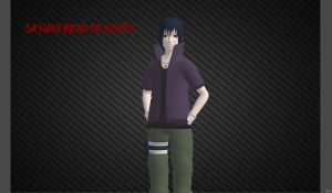 Sasuke Road To Ninja by o0Cristian0o