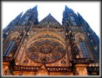 St. Vitus Cathedral 02 by JOhanka1412