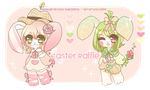 [ CLOSED ][Points + SweetBun] Easter Raffle by scarletscreations