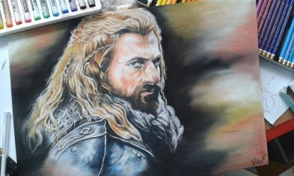 Fili - Heir of the Durin's line by Marrannon
