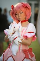 Cosfest X.1 01 - Kaname Madoka by garion