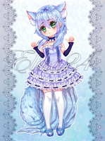 Custom adopt: Koneko ^^ by Elika24