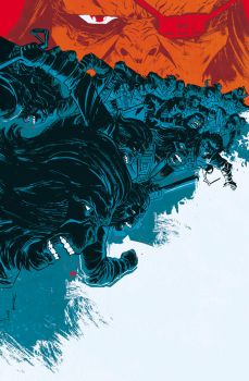 BETRAYAL --APES 4 Cover by DeclanShalvey