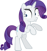 Rarity - Oh, what now? by FabulousPony