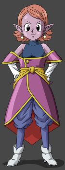 Supreme Kai of Time from DB Xenoverse by Jordanxyrho