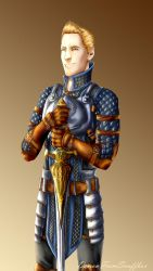 Alistair by DemonFromSnuffbox