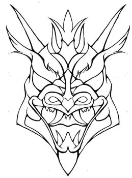 Mask Lines by Mythrin