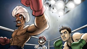 Punch Out by fillmarc