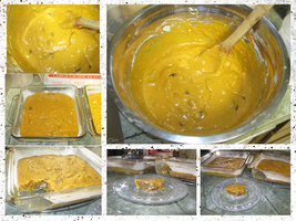 Pumpkin Brownie Collage- recipe! by NekoMarik