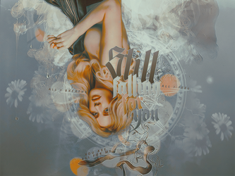 Still falling for you blend by Lost-in-Arts
