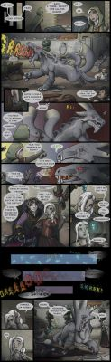 DB OCT: Round 1 - Page 4 by GrolderArts