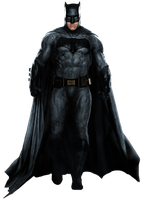 BVS' Batman (Full Body) - Transparent Background! by Camo-Flauge