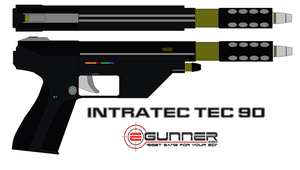 Intratec Tec 90 by bagera3005